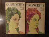 SFARSIT DE CAPITOL - JOHN GALSWORTHY ( 2 VOL )