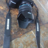 Samsung nx 1000 smart camera foto video +CADOU