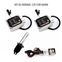 H3 NORMAL 12V 35W 6000K Best CarHome