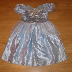 Costum carnaval serbare cenusareasa pentru copii de 4-5-6 ani, 4-5 ani, Din imagine