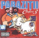 CD  Paraziții – Confort 3, original, holograma