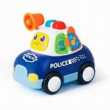 Masina de politie, cu lumini si sunete