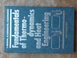 V. G Erokhin - Fundamentals of thermodynamics and heat engineering, 1986