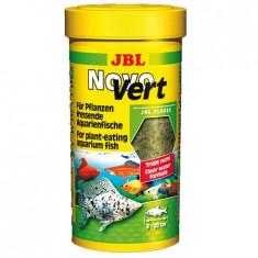 JBL NovoVert 250ml, 40gr, 3019500, Hrana pesti erbivori fulgi