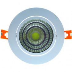 SPOT COB LED 12W ROTUND MOBIL