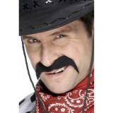 Mustata de Cowboy- Neagra