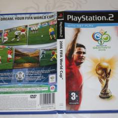 [PS2] 2006 Fifa World Cup  - joc original Paystation 2