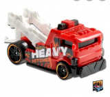 Heavy hitcher hot wheels 2/10 hw metro 2021, 1:64
