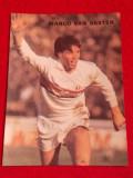 Foto fotbal - jucatorul MARCO VAN BASTEN (AC MILAN)