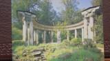 RUSSIA - SANKT PETERSBURG - GRADINA PALATULUI PAVLOVSK, COLONADELE LUI APOLLO -