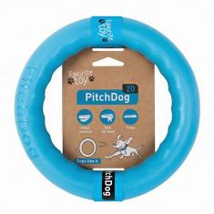 Pitch Dog jucărie câine 20 cm, albastru