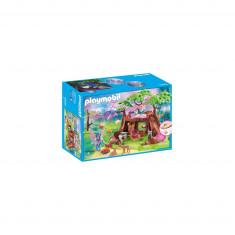 Playmobil Fairies - Casa zanelor din padure