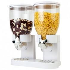 Dozator cereale dublu Vanora, 7 L