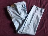 Pantaloni tip jeans ZEGNA SPORT, mas. 36 2+1 gratis, Bleu, Lungi