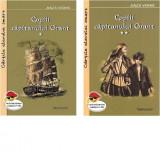 Cumpara ieftin Copiii căpitanului Grant (2 volume)
