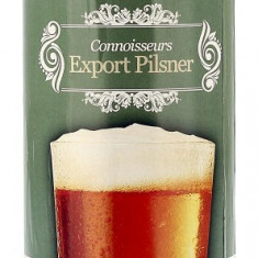 Muntons Connoisseurs Export Pilsner 1.8kg - kit pentru bere de casa 23 litri