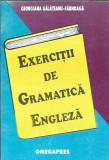 Georgiana Galateanu - Exercitii de gramatica engleza. Timpurile verbale