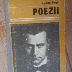 Poezii - Lucian Blaga ,532543