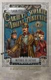 Cartea cu scoarte de argint, ferecate. Motorul de cautare. O aventura steampunk/Florin Pitea, Crux Publishing