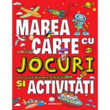Marea carte cu jocuri si activitati PlayLearn Toys, Corint