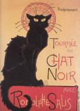 AFIS - Tournée du Chat Noir Théophile Alexandre Steinlen - REPRODUCERE