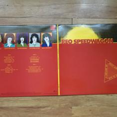 REO Speedwagon - A Decade of Rock and Roll  (2LP,2 VINILURI,1980,CBS,UK) vinyl