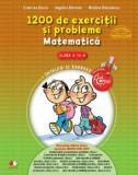 1200 de exercitii si probleme de matematica. Clasa a IV-a/***