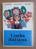 George Lazarescu - Limba italiana. Manual pentru clasa a II-a (1975)
