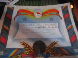 diploma de onoare semicentenar utc rara vezi numele posesorului c acte