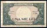 Romania 1945, 20 martie - 1000 lei, circulata