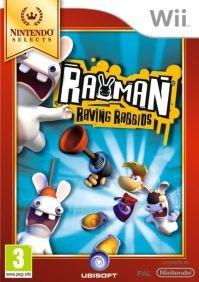 Rayman Raving Rabbids Nintendo Wii foto