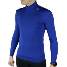 Tricou sport cu maneca lunga adidas Techfit Base W Moc D82117 pentru Barbati