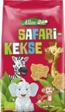 Biscuiti pentru Copii Safari Bio 150gr Allos Cod: 612347