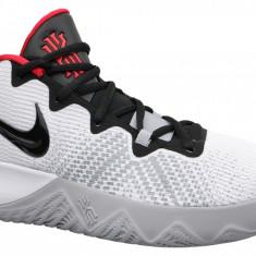 Pantofi de baschet Nike Kyrie Flytrap AA7071-102 pentru Barbati, 40, 40.5, 41, 42, 42.5, 43, 44, 44.5, 45.5, 46, 47, 47.5, Alb
