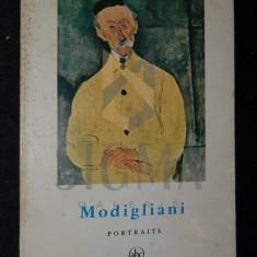 LAZZARO SAN - MODIGLIANI (Mini-Album In Limba Franceza), 1957, Paris