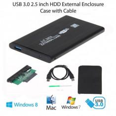 Rack Extern HDD Hard Disk 2.5 Inch Sata USB 3.0 foto