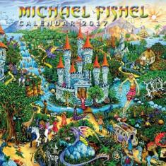 Calendar 2017 - Michael Fishel | Workman Publishing