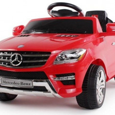 Masinuta electrica Mercedes ML350 STANDARD 1x25W Rosu