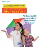 Activitati pe anotimpuri dupa metoda pedagogica Montessori PlayLearn Toys