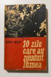 John Reed - 10 zile care au zguduit lumea (cu gravuri de Jules Perahim)
