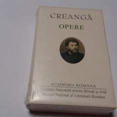 Ion Creanga - Opere - (Academia Romana) Editie de lux-RF11/0