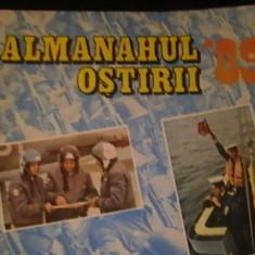 ALMANAHUL OSTIRII/1989-OMAGIU-M. MACUC-, Alta editura