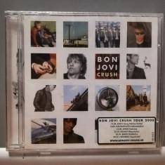 BON JOVI - CRUSH (2000/UNIVERSAL/GERMANY) - CD/ORIGINAL/NOU/SIGILAT