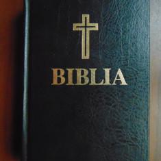 Biblia, tiparita sub indrumarea prea fericitului parinte Teoctist (1991)