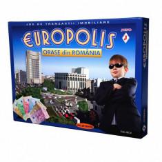 Joc Europolis - Orase din Romania
