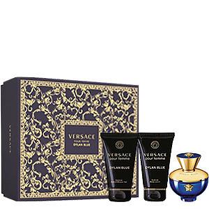 Versace Versace Pour Femme Dylan Blue Set 50+50+50 pentru femei
