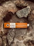Betisoare Naturale Parfumate  Nag Palo Santo - Vijayshree 15g(12-15buc)