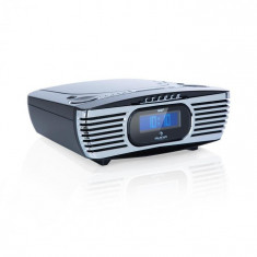 Auna Dreamee DAB+, radio, CD Player, DAB+/FM, CD-R/RW/MP3, Aux, retro, negru