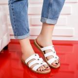 Papuci Hodali albi
