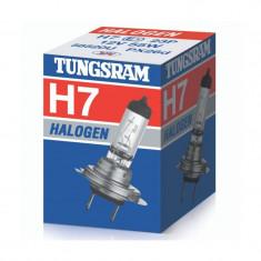 Bec auto halogen Tungsram H7, 55 W, PX26D